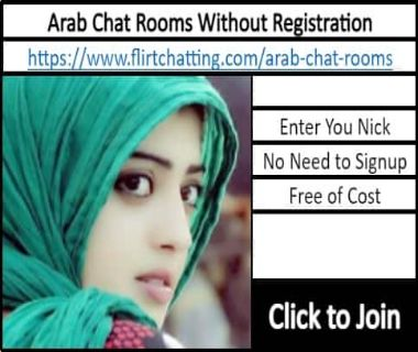 arab chat rooms