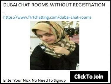 dubai chat rooms