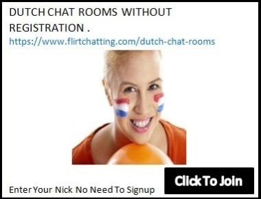 dutch chat rooms