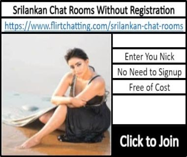 srilankan chat rooms