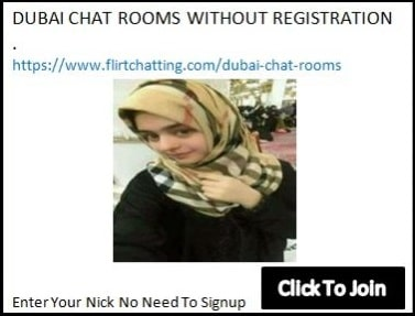 Dubai Chat Room