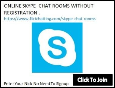 Skype Chat Room