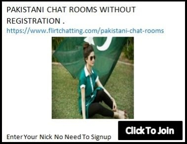 Pakistan Chat Room