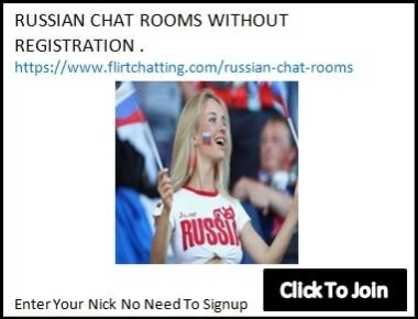 Russia Chat Room