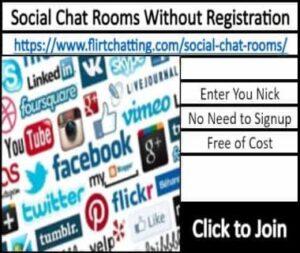 Social Chat Rooms