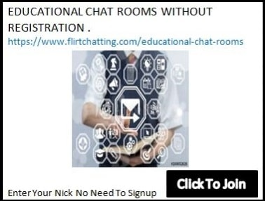 Educational Chat Room